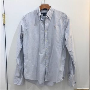 Ralph Lauren Slim Oxford Buttondown